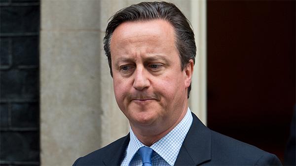 ▲ 데이비드 카메룬 전 영국 총리