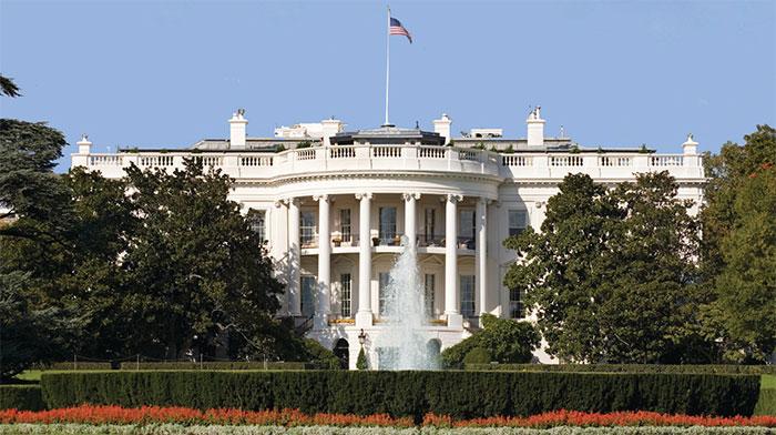 미국 백악관